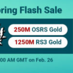 Group logo of RSorder Pre-Spring Flash Sale: Free RS Gold for Sale Online to Acquire